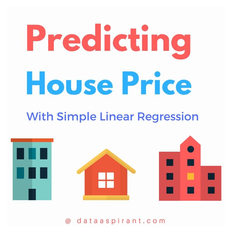 Implementing Simple Linear Regression without any Python