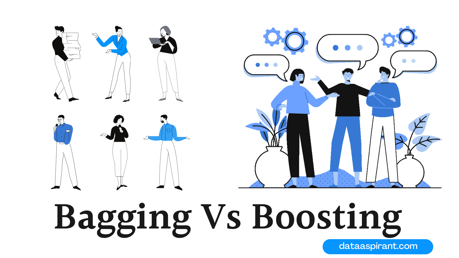 Ensemble Methods | Bagging Vs Boosting Difference